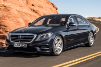Mercedes-Benz Ramps up S-Class Production to Keep up With Demand