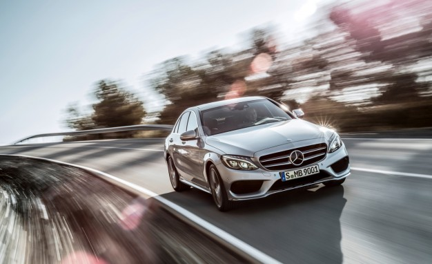 Mercedes-Benz to Build Long-Wheelbase C-class for China