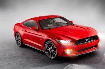 Winning Barrett-Jackson Bidder to Get First Retail 2015 Ford Mustang Coupe