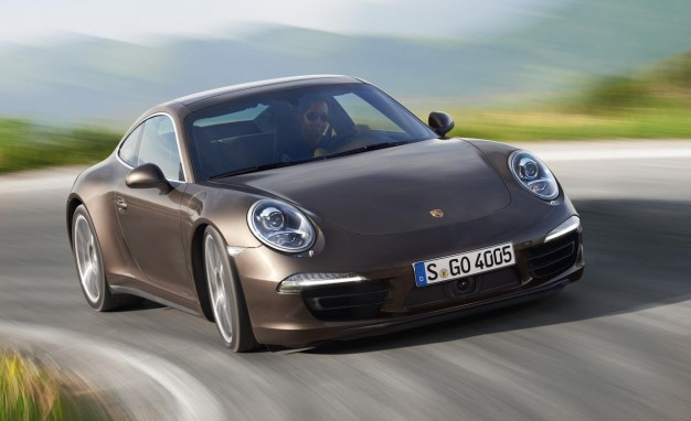 Porsche Planning to Expand 911 Lineup with Off-Road Model