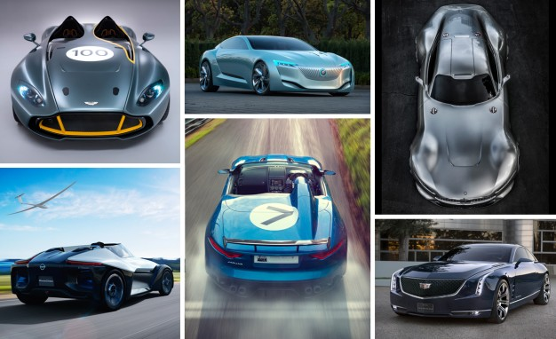 Year in Review: The 12 Best Concept Cars of 2013