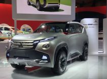 Mitsubishi Montero Plug-In Hybrid Coming to U.S.