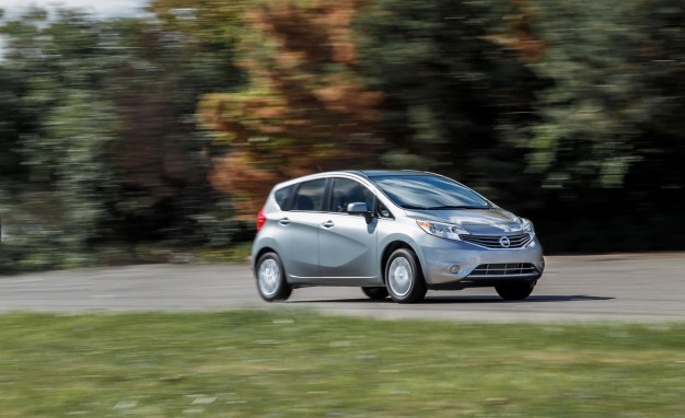 2014 Nissan Versa Note Test: Newer Than a Used Car!