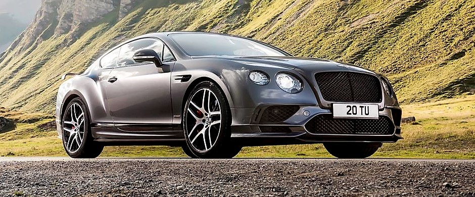 Bentley Supersports…FINALLY!