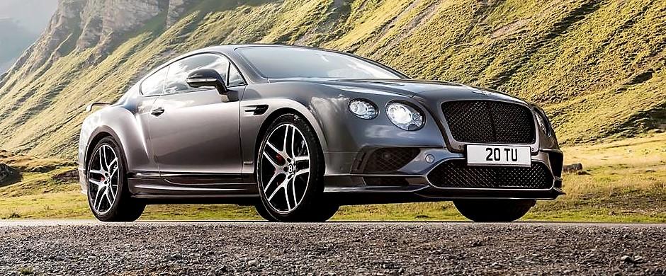 Bentley Supersports…FINALLY!