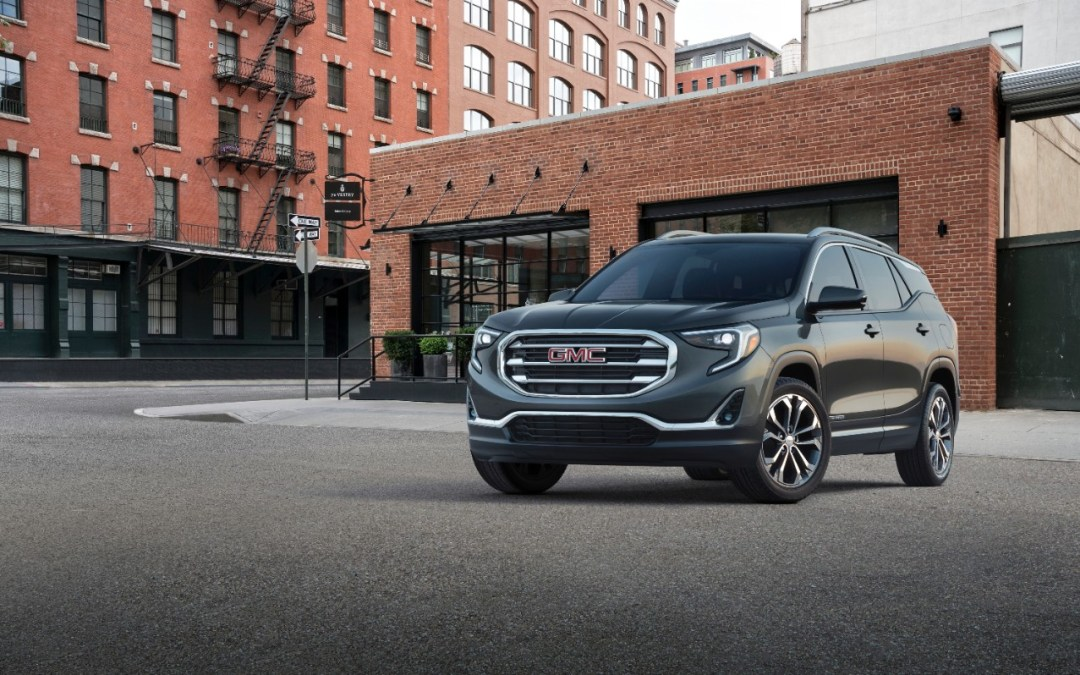 GMC Introduces Modern, Bold Design on 2018 Terrain