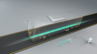 Article: Israel to test electric roads that wirelessly charge vehicles as they drive