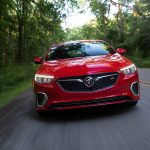 2018 Buick Regal GS: Gorgeous Sport – Official Photos and Info