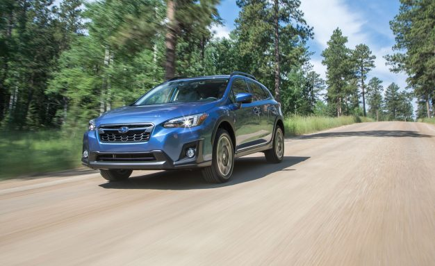 2018 Subaru Crosstrek Driven: It's Golden