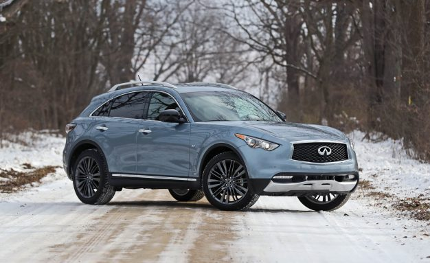 Infiniti Killing QX70, the One You Know as the FX