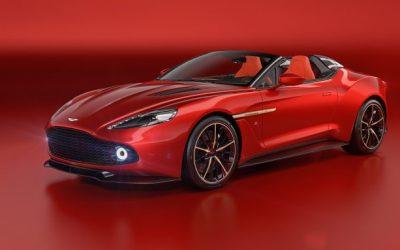 Z to A: Aston Martin Announces Two More Zagato Versions of the Vanquish