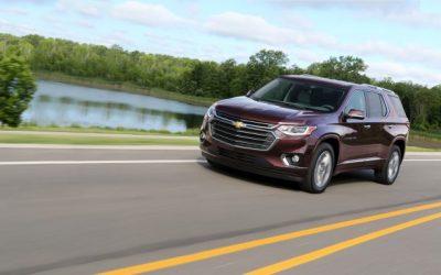 2018 Chevrolet Traverse Driven: Nearer to Suburbania