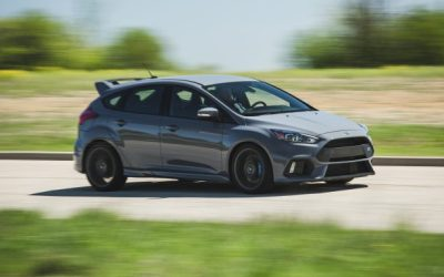2017 Ford Focus RS, Tested in Depth: Feel the Fire!