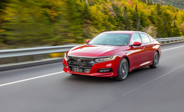 2018 Honda Accord First Drive: Elevating the Mid-Size Sedan to a Higher Plane