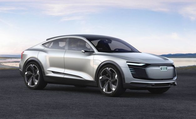 Audi e-tron Quattro and Sportback: New Tech Details on the Tesla Model X Rival