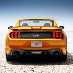 More Gallops per Gallon: Ford Releases 2018 Ford Mustang Fuel-Economy Numbers