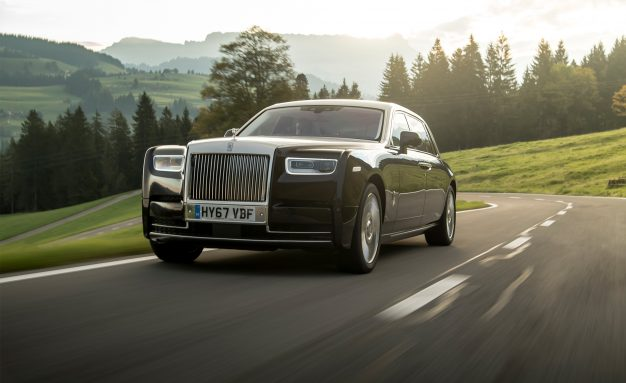 2018 Rolls-Royce Phantom VIII Driven: Eighth Generation of Excellence
