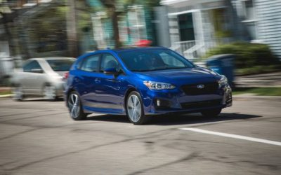 2017 Subaru Impreza, Tested in Depth: Slow but Steady