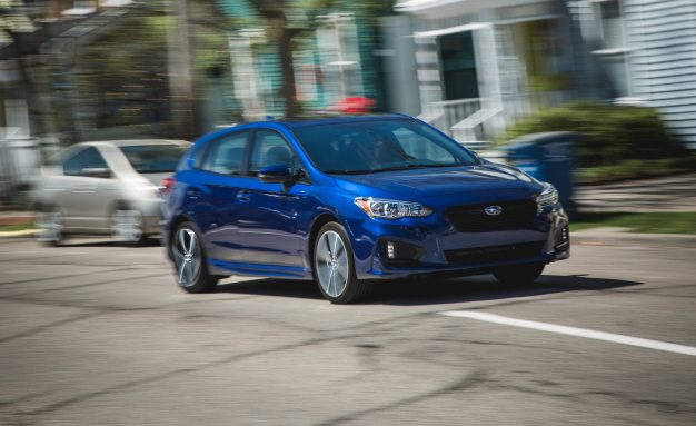 2017 Subaru Impreza, Tested in Depth: Slow but Steady
