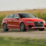 2017 Audi RS3 – Instrumented Test