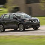 2017 Nissan Rogue Sport AWD – Instrumented Test