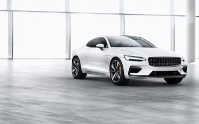Polestar Reveals Its First Car, the P1, and It's a Volvo S90 Coupe