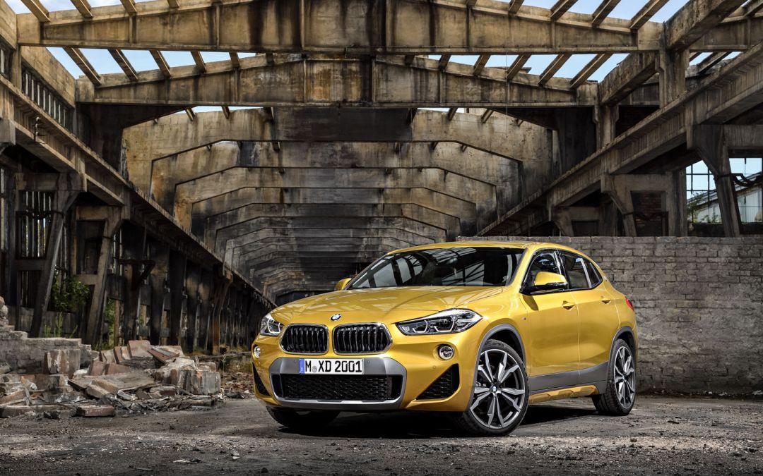 BMW X2-Series