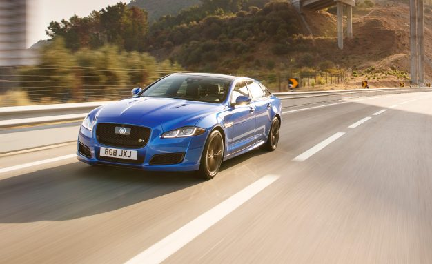 2018 Jaguar XJR575 First Drive: A Light-Footed Alternative