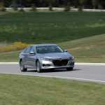 2018 Honda Accord 1.5T Automatic – Instrumented Test