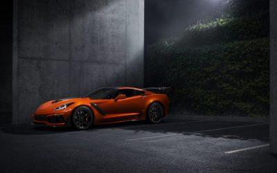 Why Did Chevy Unveil the Monstrous ZR1 Corvette in Dubai?