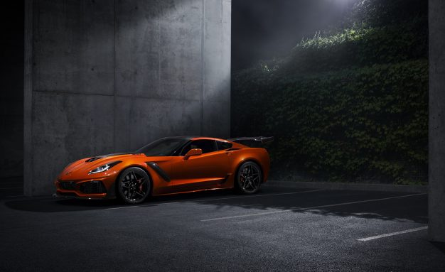 Why Did Chevy Unveil the Monstrous ZR1 Corvette in Dubai?
