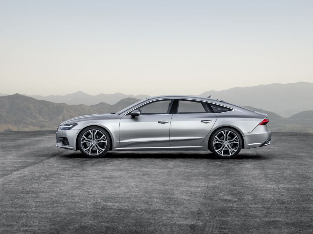 A7 Silver fl profile