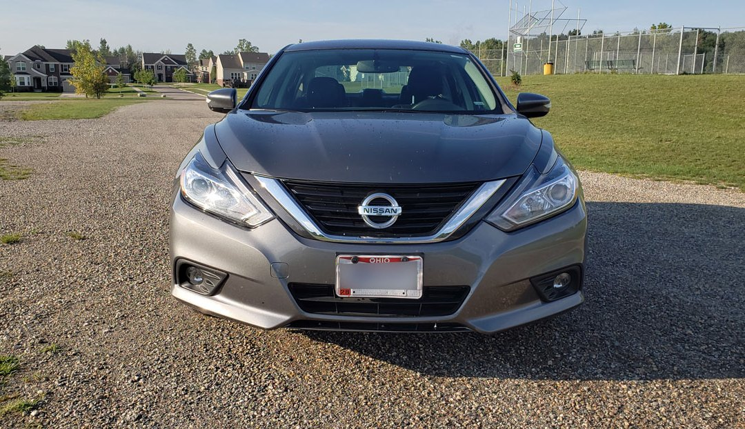 Nissan Altima SL – Surprisingly Good