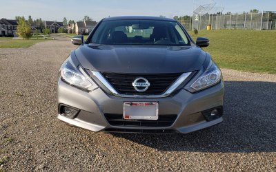 Nissan Altima SL – Surprisingly Good