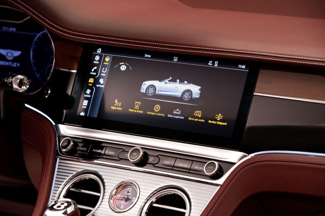 Bentley Continental GT Convertible 45