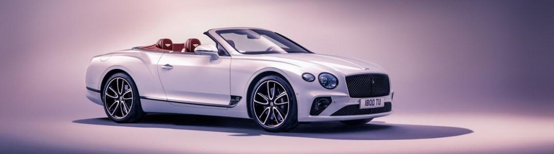 Bentley Continental GT Convertible FI