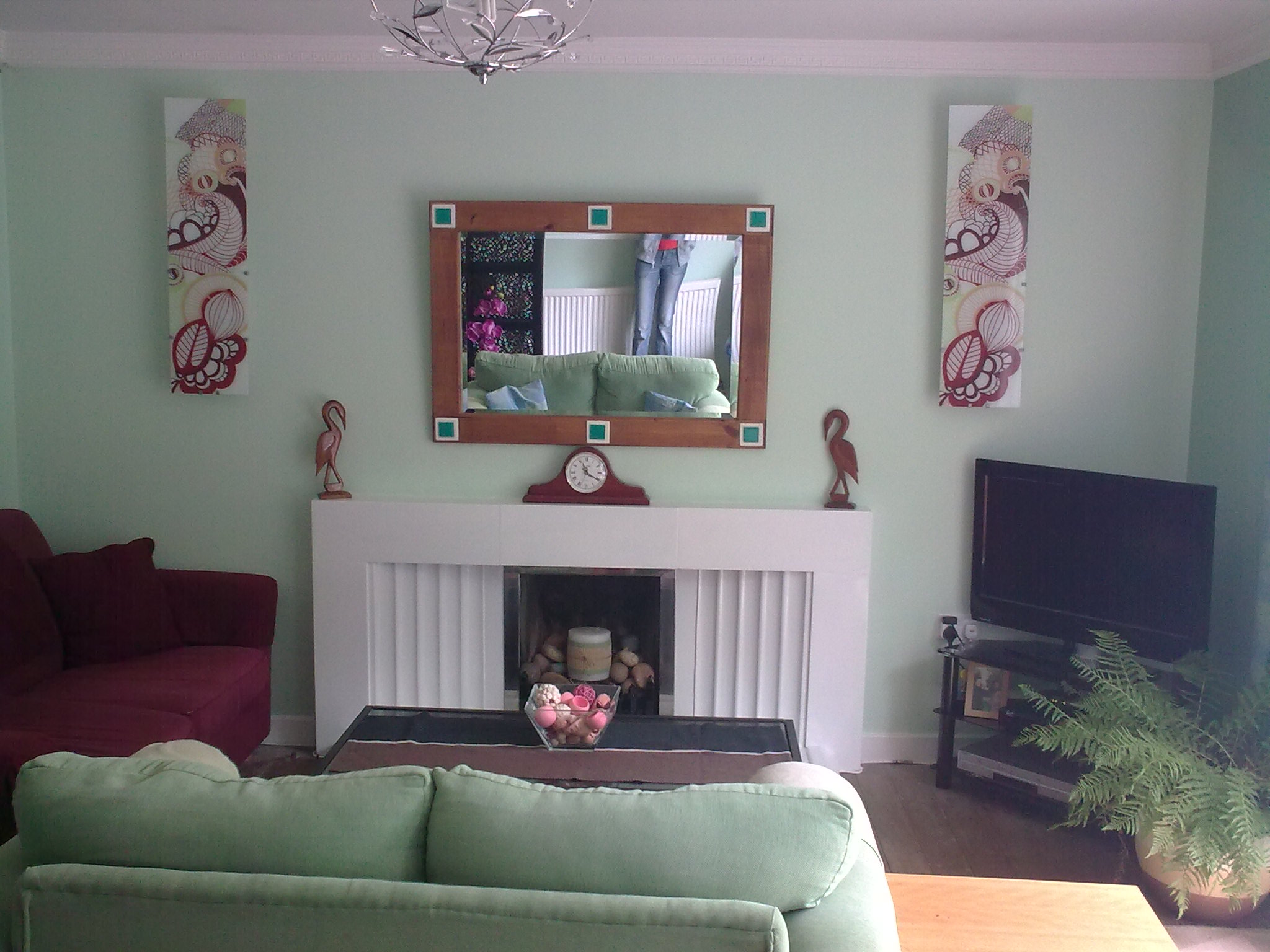 Living Room Extreme Makeover