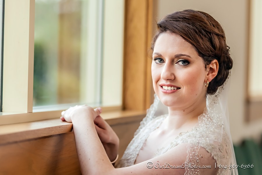 The wedding of Leah Cuthbert and Jason Dahlen photographed Saturday, March 14, 2015 at St Patrick's Episcopal Church. (© James D. DeCamp | http://OurDreamPhotos.com | 614-367-6366)
