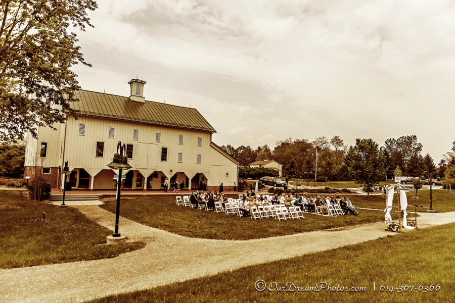 The wedding and reception of Erin Kenne and Justin Manner photographed Sunday, May 10, 2015 at the Everal Barn & Homestead in Westerville, Ohio. (© James D. DeCamp | http://OurDreamPhotos.com | 614-367-6366)