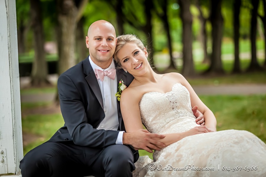 The wedding and reception of Amelia Brown and Justin Schmiedel photographed Saturday, September 26, 2015 at Our Lady of Victory Catholic Church in Columbus, Ohio. (© James D. DeCamp | http://OurDreamPhotos.com | 614-367-6366)