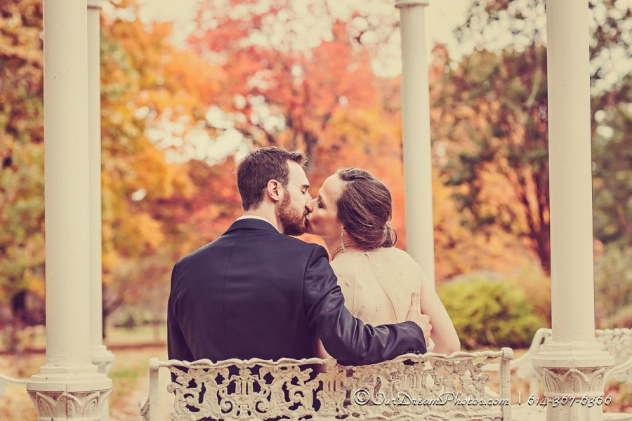 The wedding and reception of Emily Deschler and Matthew Woodruff photographed Saturday, October 24, 2015. (© James D. DeCamp | http://OurDreamPhotos.com | 614-367-6366)