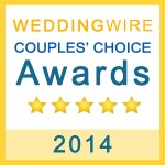 2014 Wedding Wire Couples Choice Award