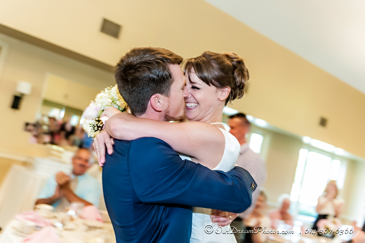 The wedding and reception of Katie Pastor and Thad Ruffing photographed Saturday, June 10, 2017 at Our Lady of Lourdes Catholic Church and the Reception House at Raymond Memorial. (© Brooke Hachet | http://OurDreamPhotos.com | 614-367-6366)