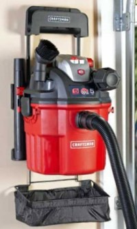 Craftsman Wall Mount Shop Vac