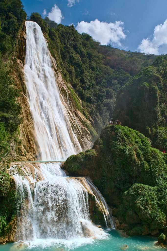 2 Weeks in Mexico Itinerary: El Chiflon, Chiapas