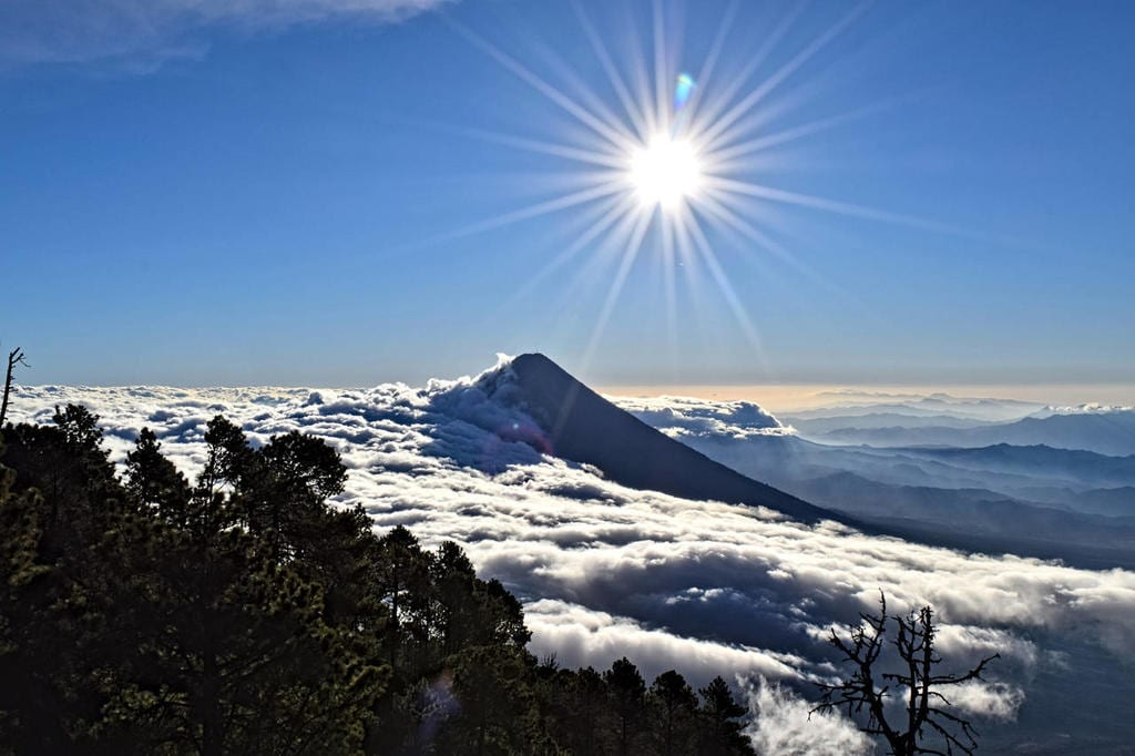Our Volcano Acatenango Hike: The Good, The Bad & The Ugly - Our
