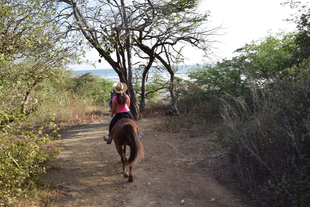 Horseback Riding in Nicaragua with Rancho Chilamate - Our Escape Clause