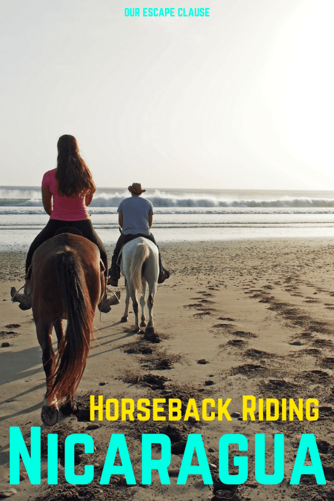 Horseback Riding in Nicaragua with Rancho Chilamate