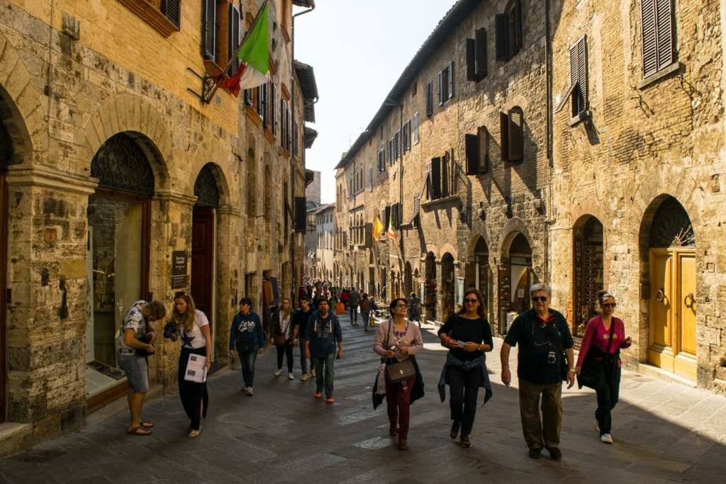 Weekend in Arezzo: Things to Do in Arezzo, Casi Italia