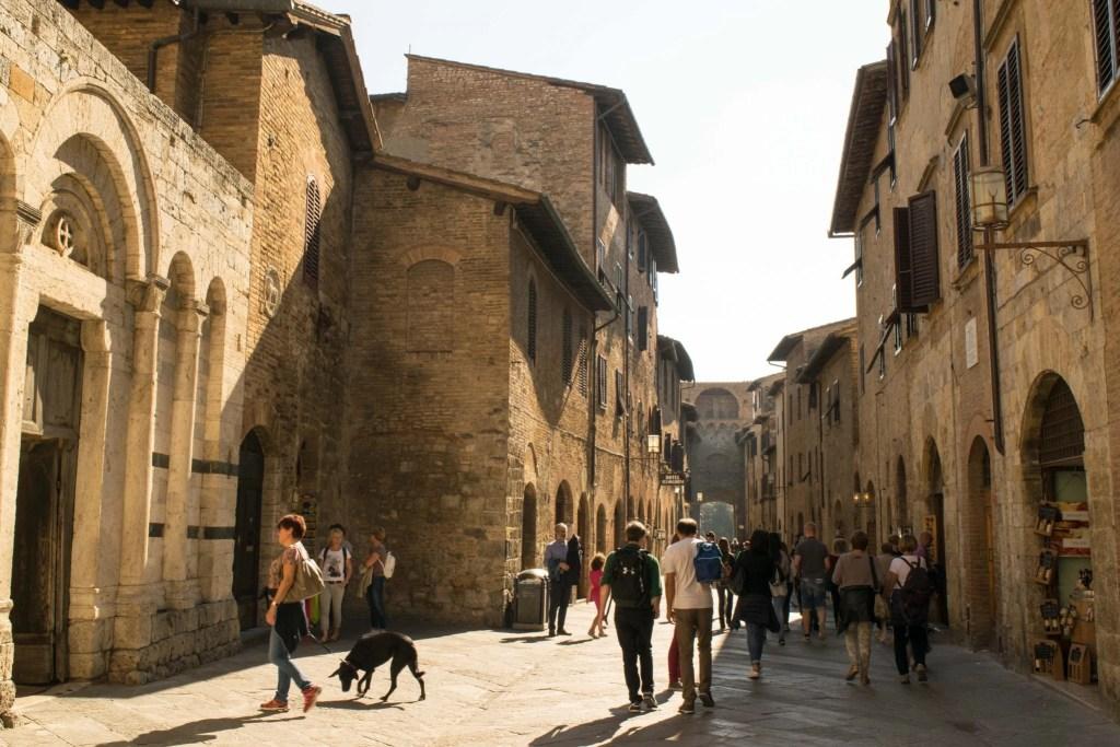 2 Weeks in Italy Itinerary: San Gimignano, Tuscany